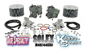 BRAND NEW Kadron/EMPI/Solex 40/44 Carb Kit - Type 2/4