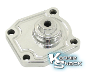 Billet Aluminum Steering Box Cover, Type 1