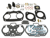 Deluxe Carburetor Rebuild Kit for 40mm/44mm Weber and HPMX
